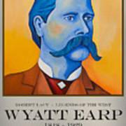 Wyatt Earp Poster Art Print