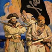 Wyeth: Treasure Island Art Print by Granger