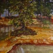 Wylie's Island Art Print
