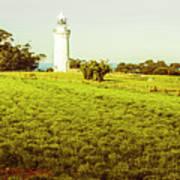 Wynyard Lighthouse Way Art Print