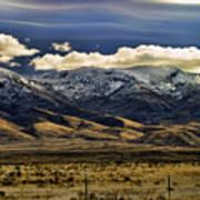 Wyoming Iv Art Print