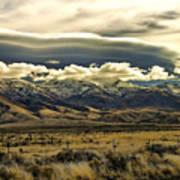 Wyoming Ix Art Print