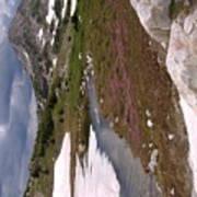 Wyoming Snow'y Range Art Print