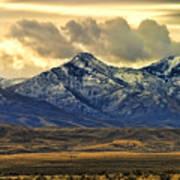 Wyoming Vii Art Print