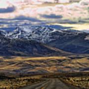 Wyoming Viii Art Print