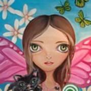 Xenia Fairy Art Print