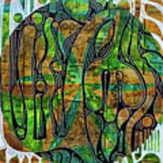 Xibalba Forest Art Print