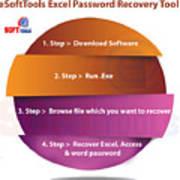 Xlsx Password Recovery Art Print