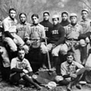 Yale Baseball Team, 1901 Art Print