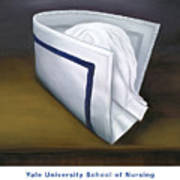 Yale University School Of Nursing Art Print