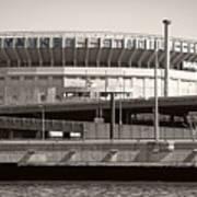 Yankee Stadium    1923  -  2008 Art Print
