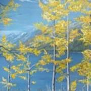 Yellow Dreams Art Print