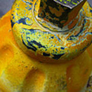 Yellow Fever Art Print