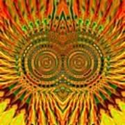 Yellow Is Not Black Art Print