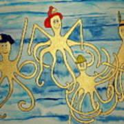 Ymca Octopai Art Print