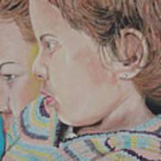 Yo De Nuevo Art Print