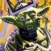 Yoda 1981 Art Print