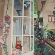 York Window Art Print