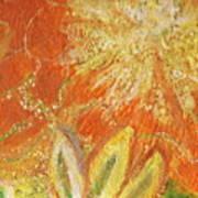 You Are My Sunshine Flower Art Print