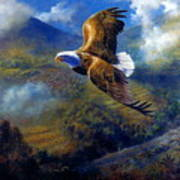 You Cannot Fly Like An Eagle With Wings Of A Wren Art Print