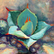 Young Agave Art Print