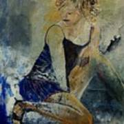 Young Girl 5689474 Art Print