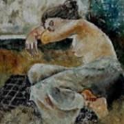 Young Girl  679050 Art Print