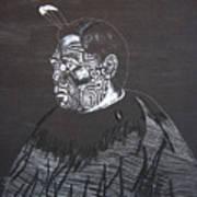 Young Tane Art Print