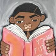 Your Future Boy Art Print