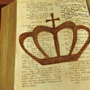 Your God Reigns Art Print