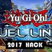 Yu Gi Oh Duel Links Hack Art Print