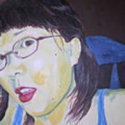 Yuka Art Print