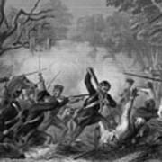 Zachary Taylor , 1784-1850 Art Print
