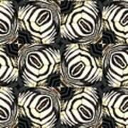 Zebra IIi Art Print