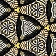 Zebra Iv Art Print