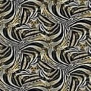 Zebra Vii Art Print