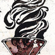 Zebratini Art Print