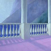 Zeffirelli Pink Art Print