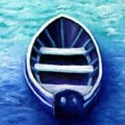 Zen Boat Art Print