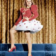 Ziegfeld Girl, Judy Garland, 1941 Art Print