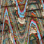 Zigzag 1 Art Print