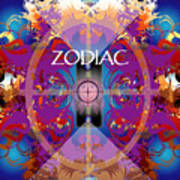 Zodiac 2 Art Print