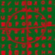 Zodiac Killer Code And Sign 20130213 Art Print