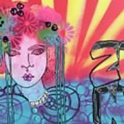 Zoni.girl.... Jazmine Art Print
