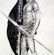 Zulu Roarkes Drift Art Print