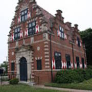Zwaanendael Museum Art Print
