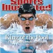 , 2008 Summer Olympics Sports Illustrated Cover Art Print