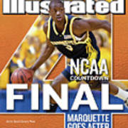 2003 Ncaa Final Four Countdown Sports Illustrated Cover Art Print