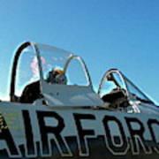 Air Force  Art Print