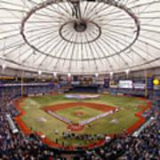 Baltimore Orioles V Tampa Bay Rays Art Print